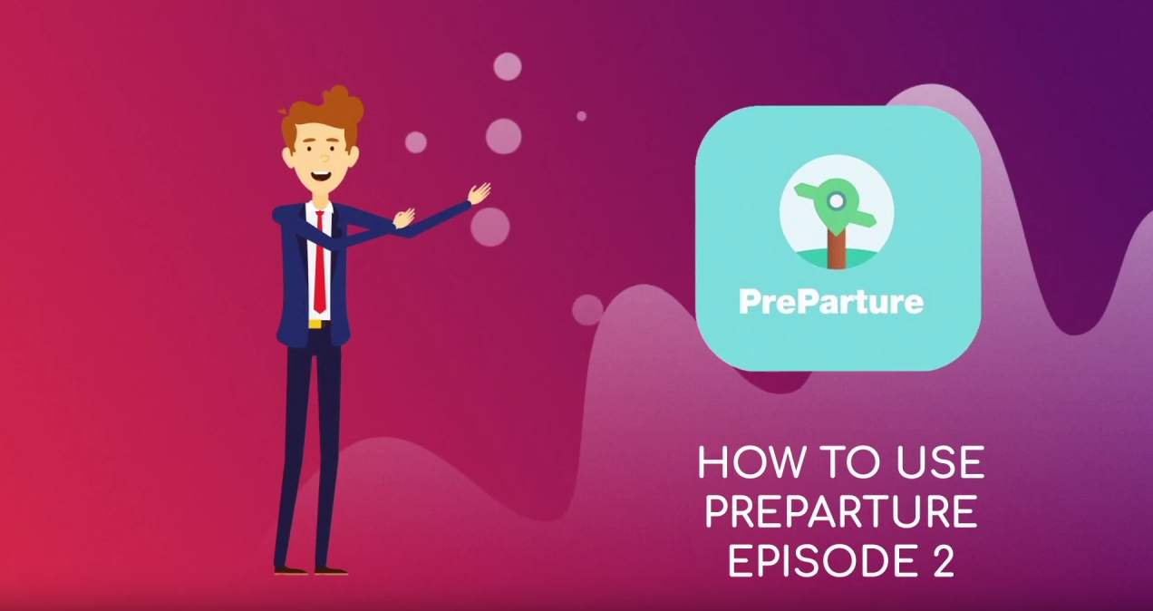 PreParture HOW TO: Search by Category (Episode 2)