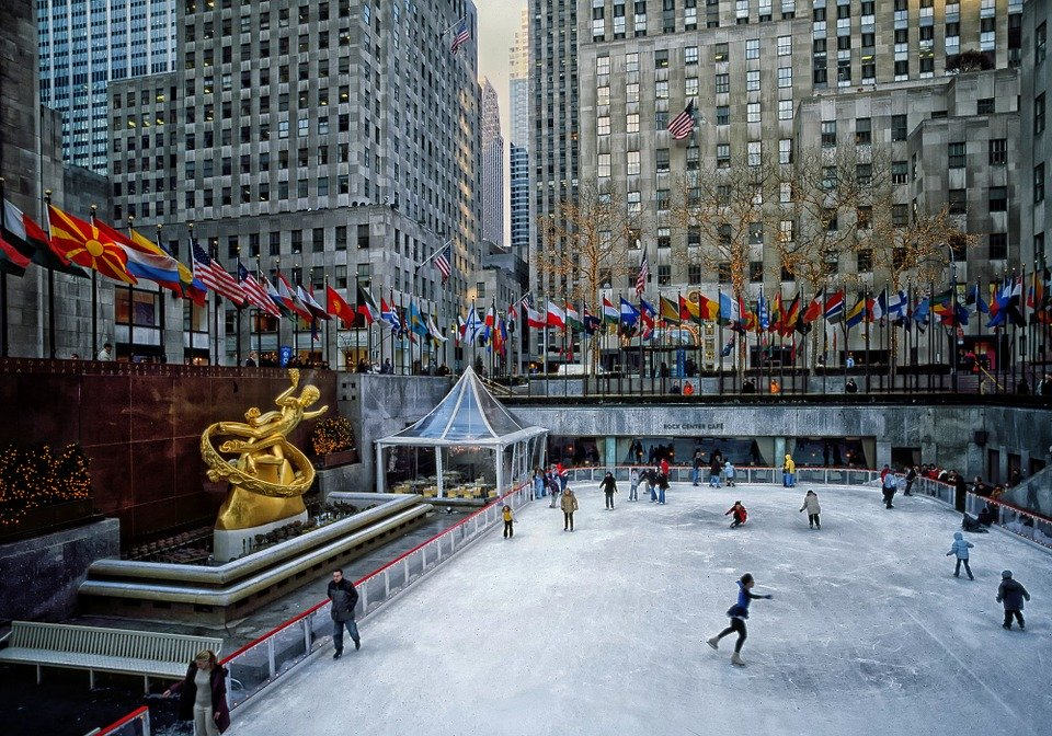 6 Fun Christmas Atttactions in New York City