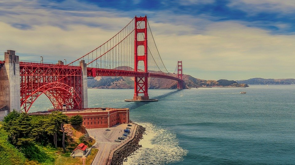 Luxury Hotels in San Francisco, with a sea view!