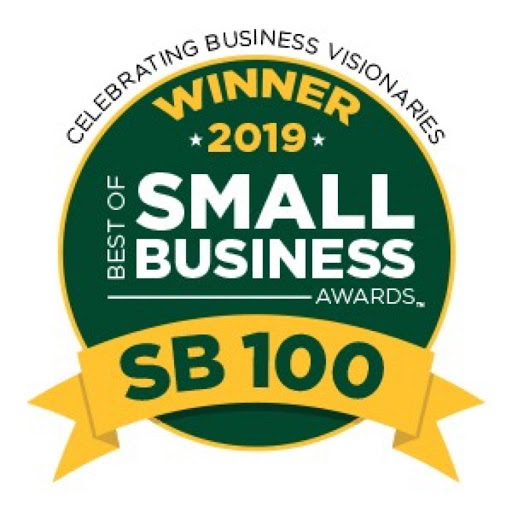 Being part of the 2019 best of small business awards
